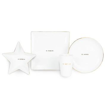 Lorena-Gaxiola-La-Loteria-4-Piece-Dinnerware-Set