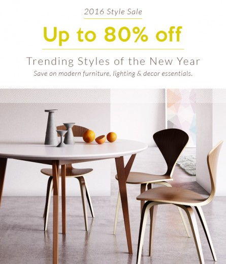 2016 Style Sale