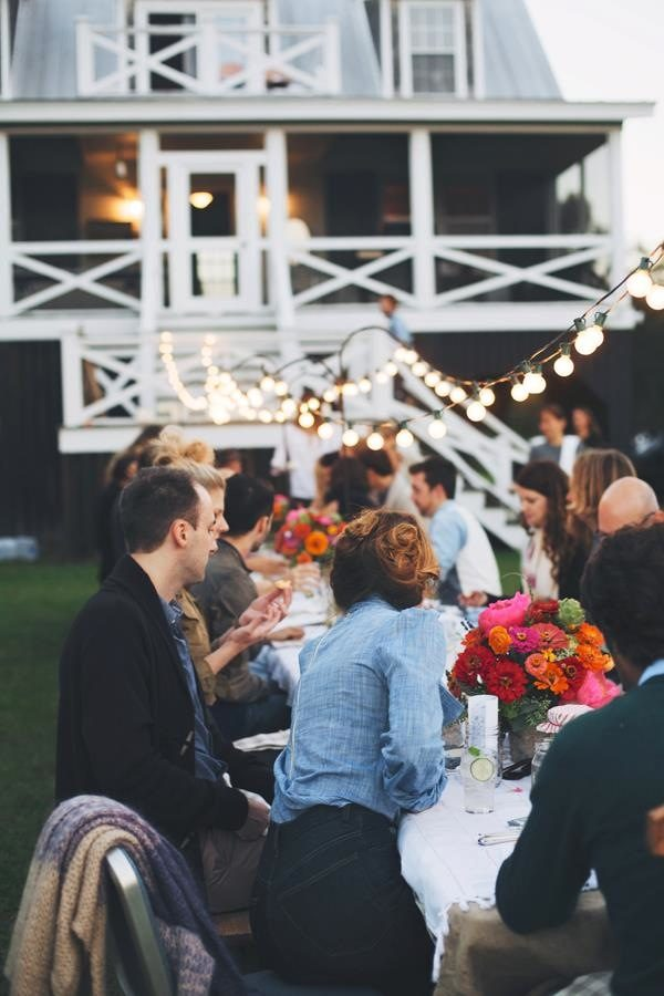 Transform Your Backyard Get-Together With These Tricks