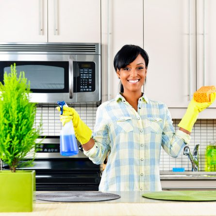 Keep Your Kitchen Clean With These 3 Rules