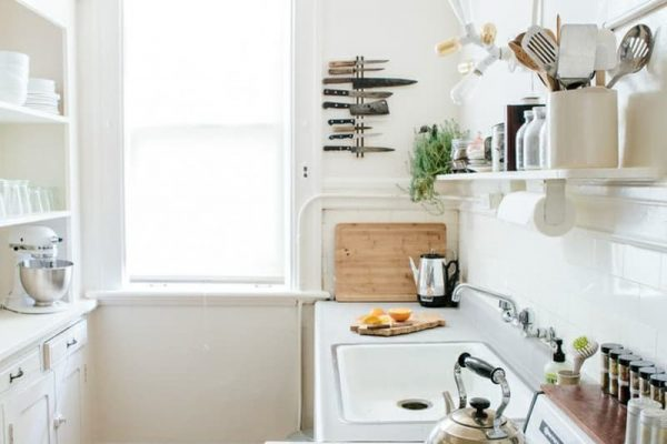 3 Stylish Ways to Free Up Your Kitchen