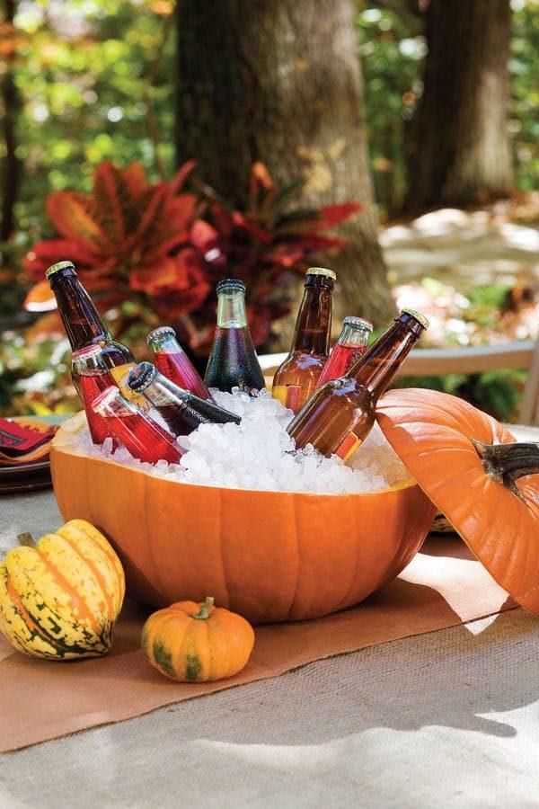 After Halloween Pumpkin Decorating Ideas