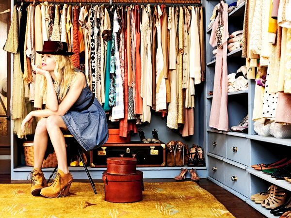 Closet Cleaning 101