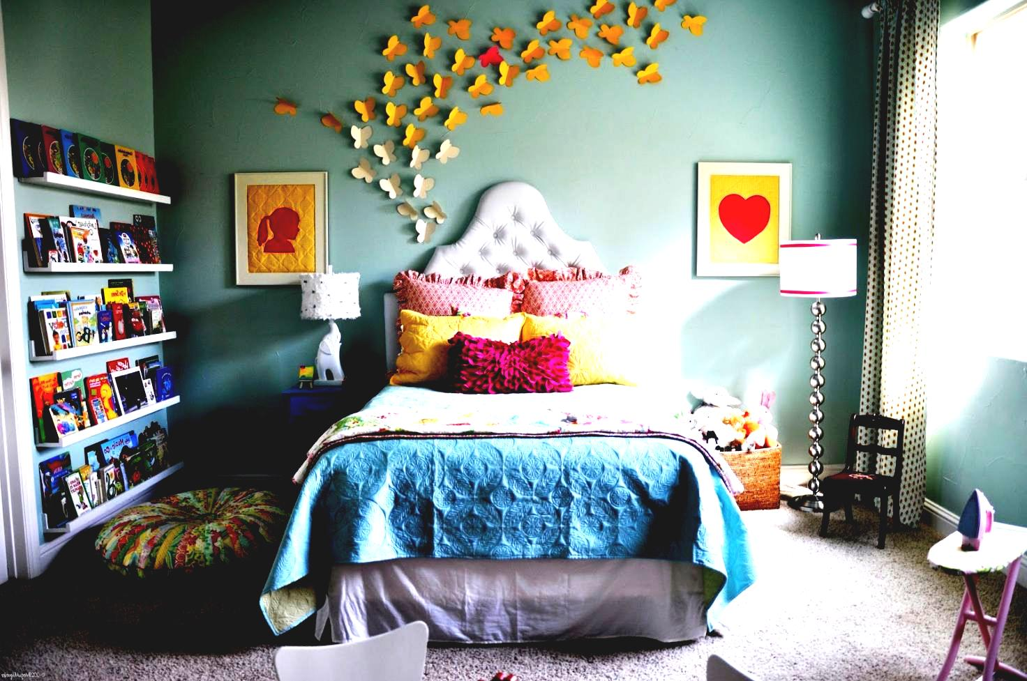 Explore these surprisingly cheap decor options inmod style - Teenage bedroom decorating ideas on a budget ...