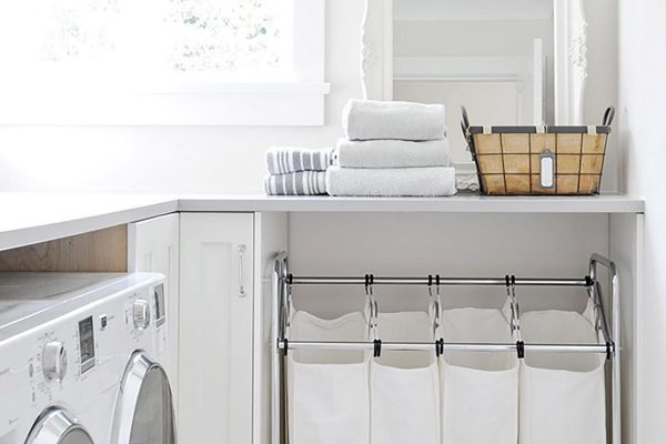 Learn How To Free Up Small Laundry Rooms
