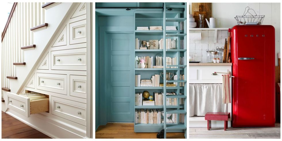 3 Small Space Storage Solutions | Inmod STYLE