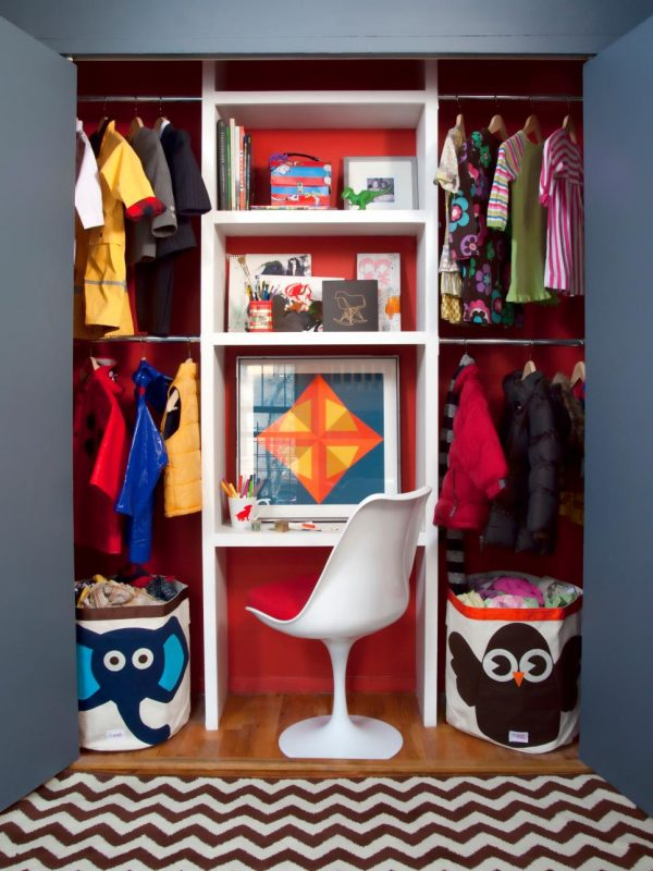 Transform Your Child's Closet With These Ideas