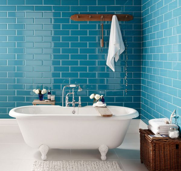 Tile Patterns That Will Revive Your Bathroom