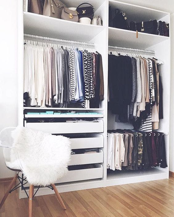 Revive Your Closet With These Simple Tweaks