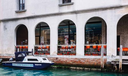 Finding a New Edge in Venice