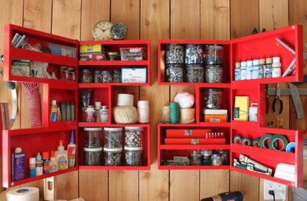 Rethink Cabinet Storage With These Tricks