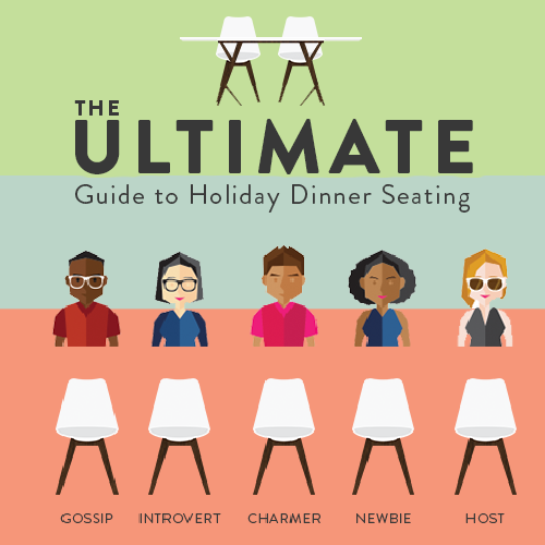The Ultimate Guide to Your Holiday Dinner Party Seating