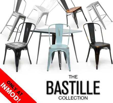 Only at Inmod: The Bastille Collection