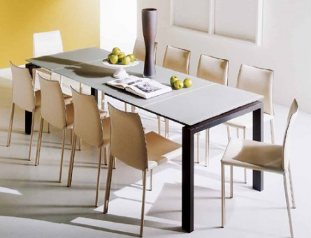 Sophisticated Dining Made Easy With Bontempi