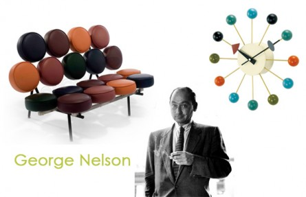 George Nelson: Pioneer of the Modern Home
