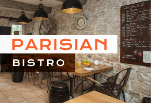 Parisian Bistro Shop!