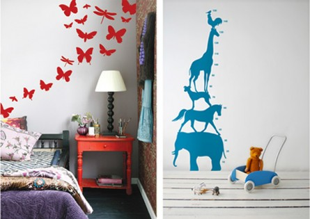 The Kids' Rooms Can Have Great Style Too