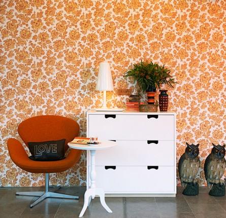 Wallpaper in Modern Design