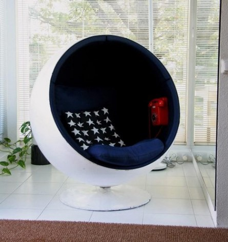 The History of the Ball Chair