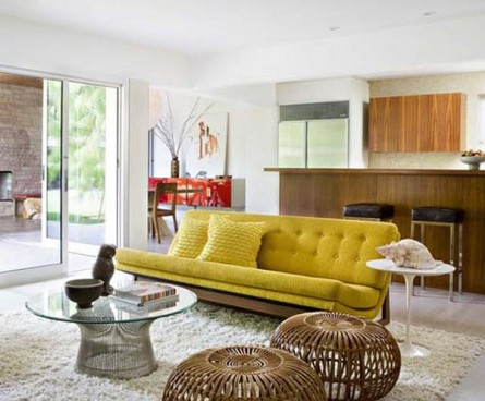 Classically Modern Open Space