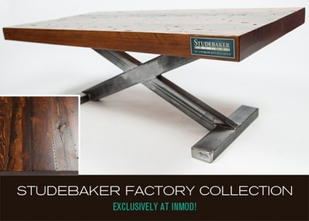 What's New @ Inmod: Studebaker Factory Collection!