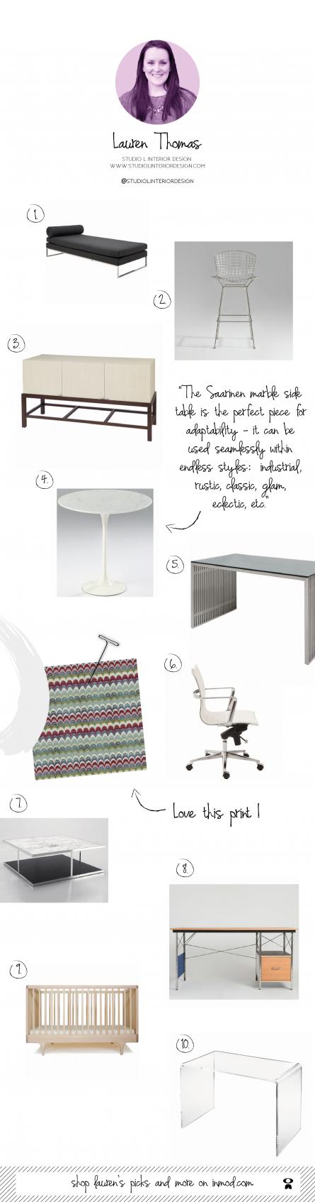 Designer Curations : Studio L Interior Design