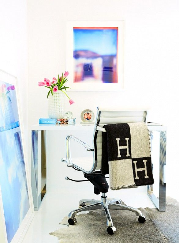 GET THE LOOK : CHIC OFFICE