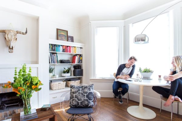Learn How to Ditch Your Dining Room