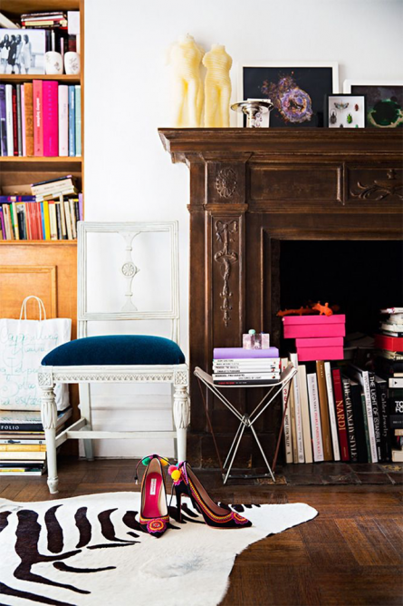 Stylish Ways to Accommodate Book Collections