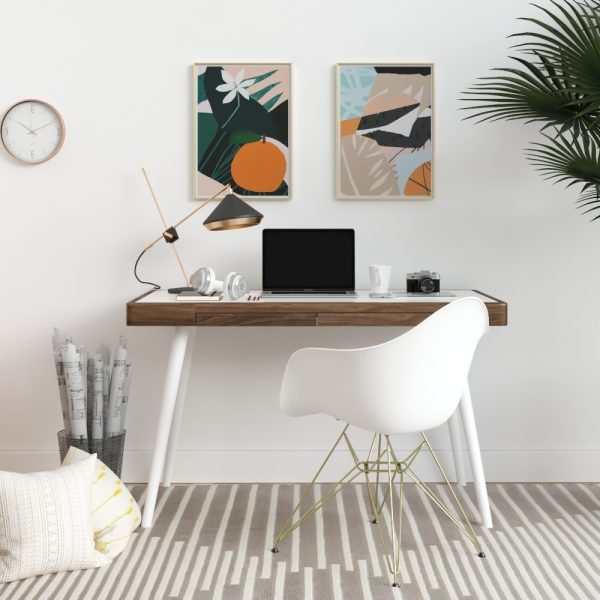 Turning Your Empty Nest Into the Home Office You've Always Dreamed Of